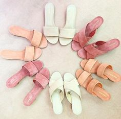 Mansur Gavriel spring 2016.   Photo via evachen212