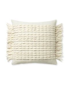 With thick fringe and rows of popcorn appliqué, this brings enviable texture to the room – and takes a pillow scheme from good to great. A blend of premium wool and super-soft baby alpaca wool makes this feel as heavenly as it looks. Anthropologie Pillows, Pop Up, Winter Beach, Futon Bed, Good To Great, Best Mattress, My Furniture, Baby Room Decor, Designer Throw Pillows