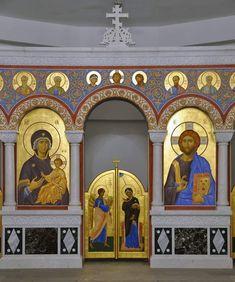 Дмитрий Селиванов Church Icon, Altar, Church Interior, Orthodox Icons, Modern Sculpture, Sacred Art, Byzantine, Installation Art, Buddhism