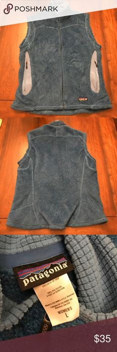 ❄️ Patagonia Fleece Vest ❄️ Great used condition! No flaws. Patagonia Jackets & Coats Vests