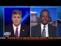Dr. Benjamin Carson Weighs In With Common Sense on The Sequester With Sean Hannity - 3-1-13