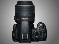 The Nikon D3100 Digital SLR Camera to see how beautiful the world can be