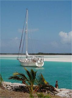 Sailing in the Bahamas - the best