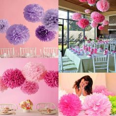 Cheap paper ship, Buy Quality paper cup directly from China paper garland Suppliers:        Unique Bespoke Hand Made Assorted    Colour              20pcs 3 inches=8cm tissue pom po
