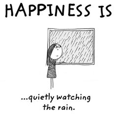 love rainy days especially when I can curl up with a book and hot chocolate!