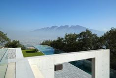 Tadao Ando's Monterrey house, by Edmund Sumner