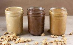 Cómo hacer mantequillas saludables