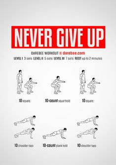 DAREBEE Workouts Body For Life Workout, Step Up Workout, Cardio Workout At Home, Abs Workout Routines, Calisthenics Leg Workout, Boxing Training Workout, Knee Exercises, Stretches, Easy Workouts