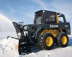 John Deere 320D '2009–13