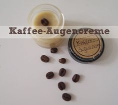 DIY Geschenke selber machen Koffeinkick:+DIY+-+Kaffee-Augencreme Why have a Wedding Video? Make Up Ojos, Party Eye Makeup, Homemade Cosmetics, Infused Oils, Shampoo Bar, Natural Make Up, Natural Cosmetics, Organic Beauty, Diy Beauty