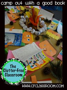 Clutter-Free Classroom: Open House in My Classroom