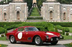 Ferrari 250 GT TdF Scaglietti ' Berlinetta (Chassis 0683GT - 2007 Concorso d'Eleganza Villa d'Este)