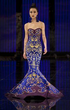 NE TIGER #Haute Couture