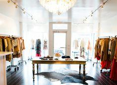 Vintage Shop | Vintage Retail Shop Inspiration | Atelier Inspiration