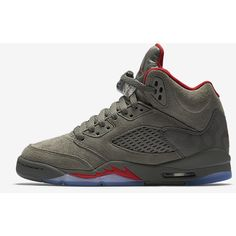 info for d6978 a325d Air Jordan 5 Retro Big Kids  Shoe. Nike.com ( 140) ❤ liked on Polyvore  featuring shoes