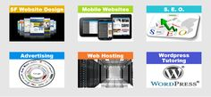SF website design: you could acquire a superb and online search engine friendly website style for your business.