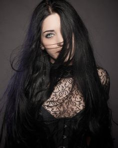 Three Gothic Fashion Tips That You Should Use Dark Beauty, Goth Beauty, Janis Joplin, Chica Dark, Wicca, Gothic People, Steampunk, Romantic Goth, Gothic Models