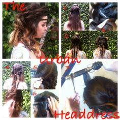 Jean_Marie   #GOT #GameofThrones #festivalhair #hairtutorial #coachellahair #sexyhair #howto #DYI #Tutorial #Concerthair