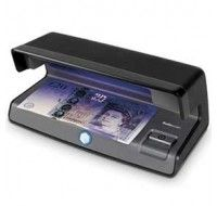 Safescan UV50 Black Counterfeit Detector 131-0397 - Cash Handling Retail Supplies, Office Supplies, Technology, Phone, Black, Products, Tech, Telephone, Black People