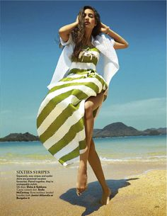 visual optimism; fashion editorials, shows, campaigns & more!: paradise found: samira by luis monteiro for vogue india april 2013