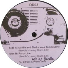 Inner City Express / Andrea True Connection - Dance And Shake Your Tambourine / Party Line