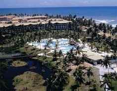 Resort Sauipe Class is most amazing #resort of #Brazil, For more visit http://www.hotelurbano.com.br/ and get best deals.