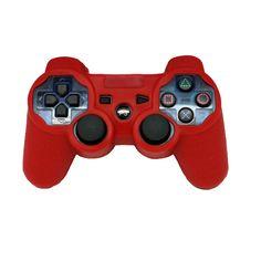 ΠΡΟΣΤΑΤΕΥΤΙΚΟ ΚΑΛΥΜΜΑ ΓΙΑ ΧΕΙΡΙΣΤΗΡΙΑ PS3 ΚΟΚΚΙΝΟ Playstation, Console, Consoles