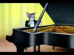 Tom & Jerry--The Cat Concerto HD, the best cartoon of all time imho. :-)