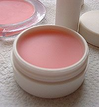 homemade lip balm!