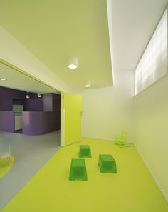 Gallery of 4 Nurseries / Schemaa - 5 Chula, Early Learning, Colour Schemes, Creative Studio, School Design, Colorful Interiors, Kids Playing, Architecture Design, Nursery