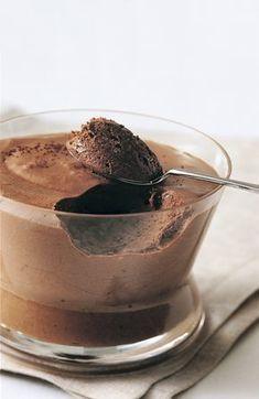 Une recette de mousse au chocolat très gourmande et signée... Paul Bocuse !