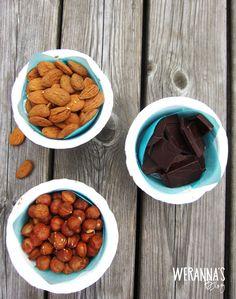 WERANNA'S: Snacks in DIY pots - Naposteltavaa kukkaruukuista