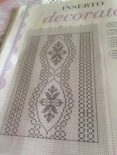 Gallery.ru / Фото #53 - φιλε - ergoxeiro Embroidery Alphabet, Embroidery Sampler, Ribbon Embroidery, Cross Stitch Embroidery, Embroidery Patterns, Cross Stitch Patterns, Crochet Patterns, Happy Name Day, Crochet Circles