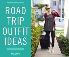 Before you pack up the car for your next family road trip, try out some of these fun outfit ideas!