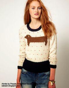 СТИЛЬНОЕ ВЯЗАНИЕ: Трикотажное ассорти - вязаный свитер