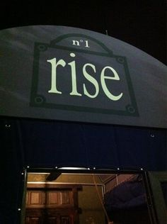 Rise No 1