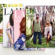Abbonamento alla rivista Laika, cartaceo e/o digitale