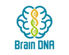 Brain DNA Designed by sapnaStudio | BrandCrowd
