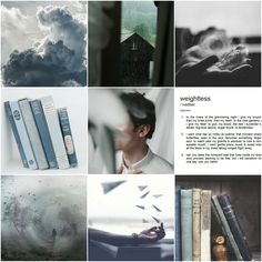 Wind and weather wizard // moodboard