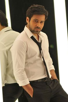 Actor Emraan Hashmi looks dapper...
