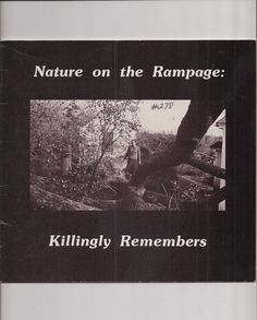 Nature On The Rampage Killingly Remembers Killingly Connecticut 1981