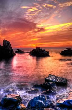 23 Gorgeous Sunsets From Around The World - Page 10 of 23 - 99TravelTips
