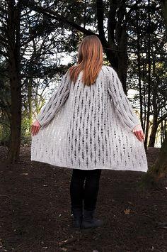 Ravelry: Bark cardigan pattern by Sidsel Sangild
