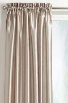 GRACE-sivuverhot, 2/pakk. alk.  7,90 Ylellisen kiiltävää, eläväpintaista kangasta, jolla luot reiluja poimutuksia ja näyttäviä verhosommitelmia. Polyesteriä. Pesu 30°. Leveys 140 cm. BEIGET jotex.fi Diy Curtains, Beige, Shower, Living Room, Home Decor, Craft, Rain Shower Heads, Decoration Home, Room Decor