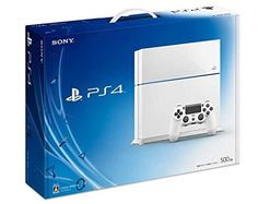 PlayStation4 グレイシャー・ホワイト 500GB (CUH1100AB02) ソニー・コンピュータエンタテインメント, http://www.amazon.co.jp/dp/B00N8O8VHO/ref=cm_sw_r_pi_dp_cgQEub02HJQEM