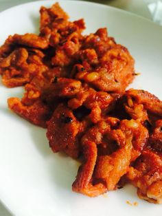 Korean Bbq Pork With Ssamjang
