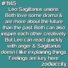 Are leos and sagittarius compatible