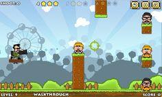 Bazooka Trooper - Play Free At: http://flashgamesempire.blogspot.co.uk/2016/11/bazooka-trooper.html