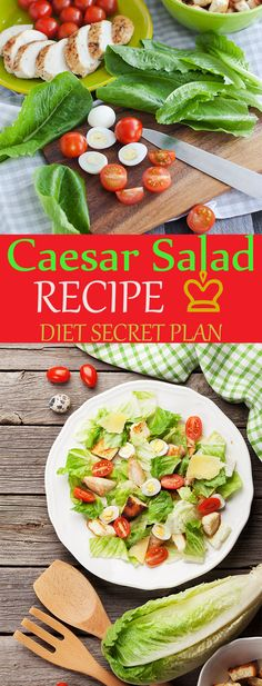 Caesar Salad Recipe – Perfect Body Secret