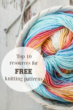 We have compiled a list of the top 10 resources to help you find the best searchable databases for free knitting patterns.